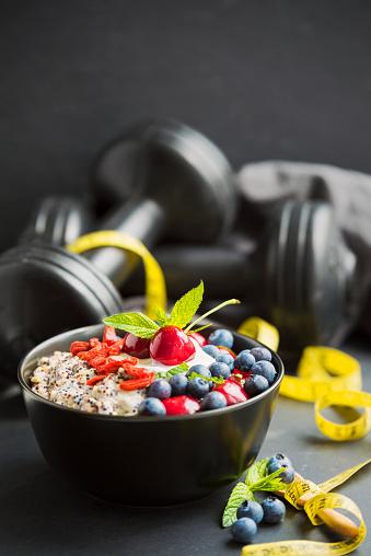 Oats - Food「Healthy Eating – Porridge」:スマホ壁紙(9)