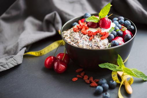 Granola「Healthy Eating – Porridge」:スマホ壁紙(0)