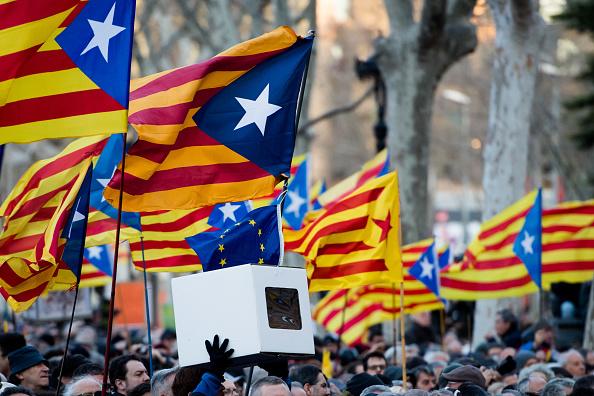 Catalonia「Trial Against Former President of Catalonia Artur Mas」:写真・画像(14)[壁紙.com]