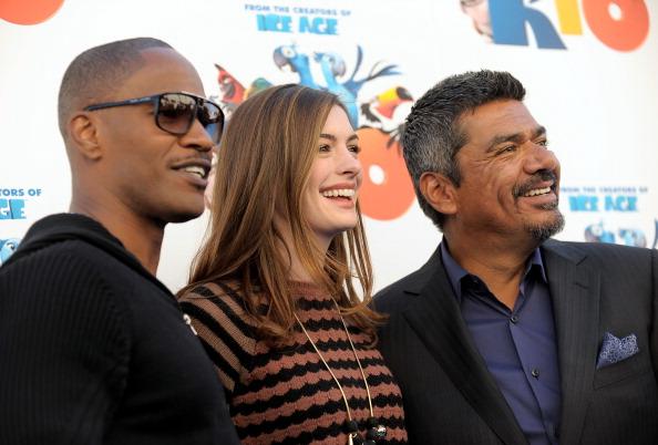 "Beak「Sneak ""Beak"" Screening Of 20th Century Fox's ""Rio"" - Red Carpet」:写真・画像(0)[壁紙.com]"