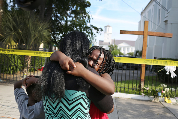 Emanuel AME Church - Charleston「Nine Dead After Church Shooting In Charleston」:写真・画像(1)[壁紙.com]