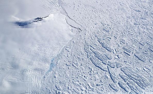 Photography「NASA's Operation IceBridge Studies Ice Loss In Antarctica」:写真・画像(7)[壁紙.com]