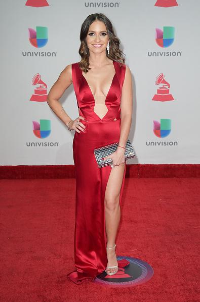 MGM Grand Garden Arena「The 18th Annual Latin Grammy Awards - Arrivals」:写真・画像(9)[壁紙.com]