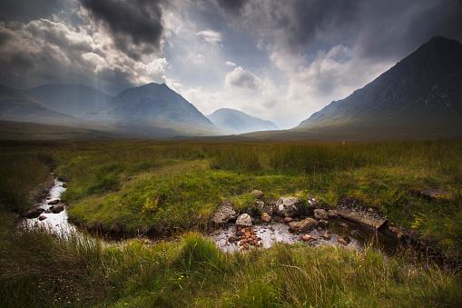 スコットランド文化「スコットランド高地」:スマホ壁紙(6)