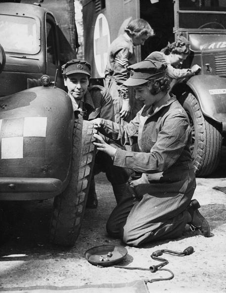World War II「Princess Elizabeth」:写真・画像(2)[壁紙.com]