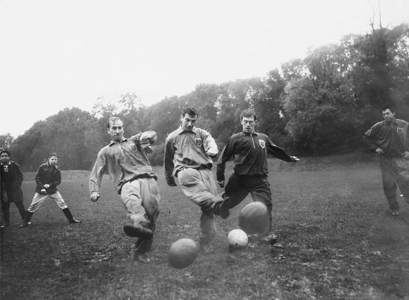 Sports Training「Charlton And Haynes」:写真・画像(6)[壁紙.com]