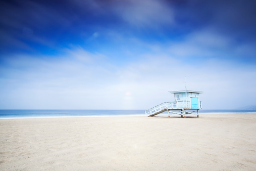 Malibu「Lifeguard Tower」:スマホ壁紙(15)