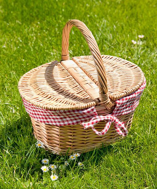 Picnic basket:スマホ壁紙(壁紙.com)