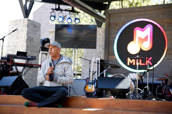 Yoga「ADD52 Musical Showcase And Yoga Session With Russell Simmons At The Samsung Galaxy Experience On Day 5 Of SXSW」:写真・画像(0)[壁紙.com]