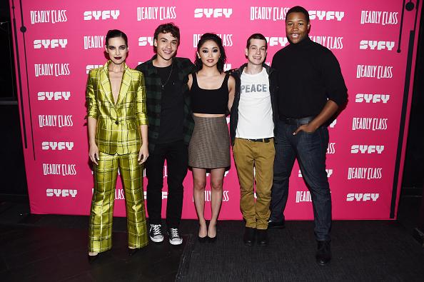 "New「SYFY's New Series ""Deadly Class"" Premiere Screening - Arrivals」:写真・画像(15)[壁紙.com]"