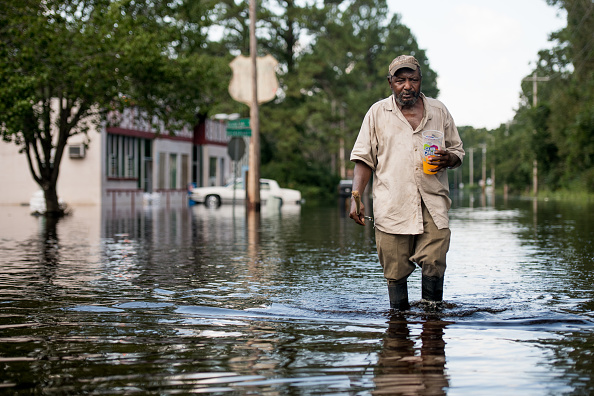 Natural Disaster「Flooding Inundates South Carolina Nearly 2 Weeks After Hurricane Florence Struck」:写真・画像(3)[壁紙.com]