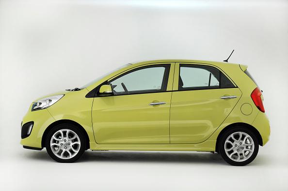 Hatchback「2013 Kia Picanto」:写真・画像(9)[壁紙.com]