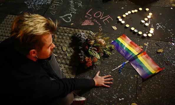 フロリダ州オーランド「Australians Hold Candlelit Vigils For Victims Of Orlando Nightclub Shooting」:写真・画像(17)[壁紙.com]