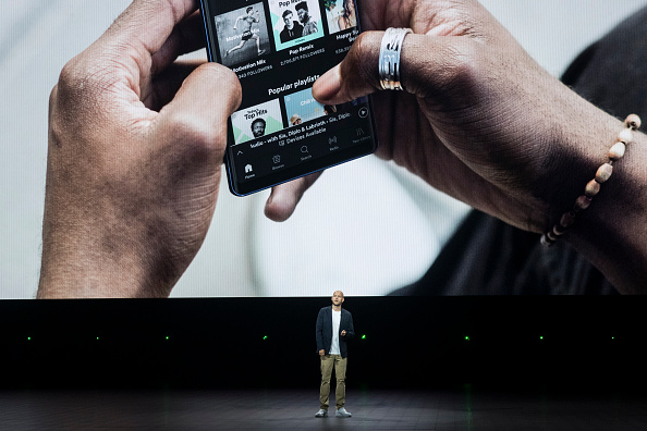 Spotify「Samsung Unveils New Galaxy Note Smart Phone」:写真・画像(0)[壁紙.com]