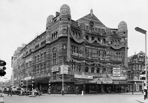 Hammerstein Ballroom「Cambridge Circus」:写真・画像(1)[壁紙.com]