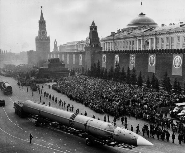Moscow - Russia「Missile Parade」:写真・画像(17)[壁紙.com]