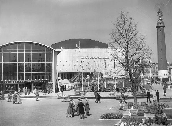 Royal Festival Hall「Festival Of Britain」:写真・画像(4)[壁紙.com]