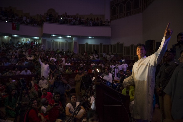 Pakistan「Pakistan Prepares For General Election」:写真・画像(17)[壁紙.com]