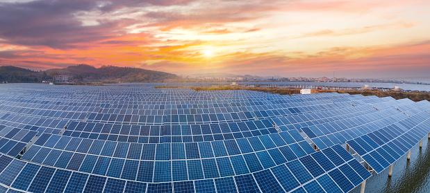 Generator「Solar photovoltaic power generation」:スマホ壁紙(11)