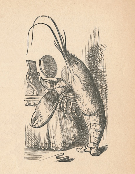 Fairy Tale「The Lobster, 1889」:写真・画像(8)[壁紙.com]