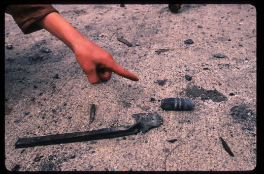 Unhygienic「Depleted Uranium Contaminates Kosovo」:写真・画像(15)[壁紙.com]