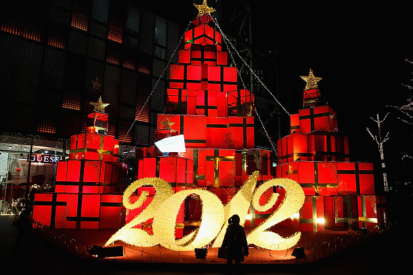 Christmas Decoration「China Celebrates Christmas」:写真・画像(3)[壁紙.com]