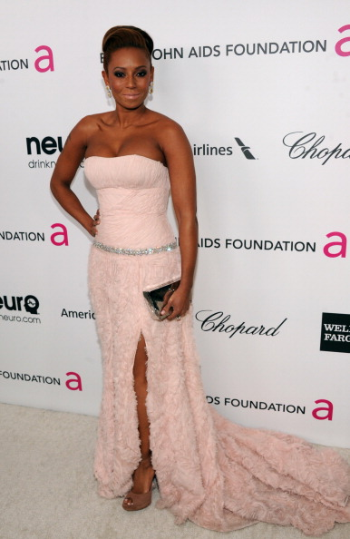 Nude Colored「21st Annual Elton John AIDS Foundation Academy Awards Viewing Party - Red Carpet」:写真・画像(10)[壁紙.com]