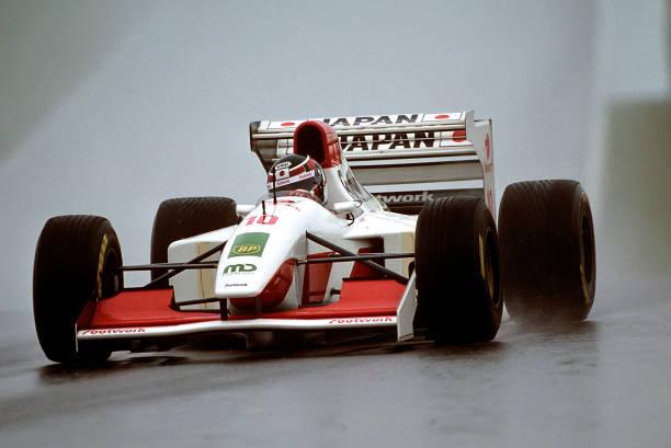 Japanese Formula One Grand Prix「Aguri Suzuki, Grand Prix Of Japan」:写真・画像(18)[壁紙.com]