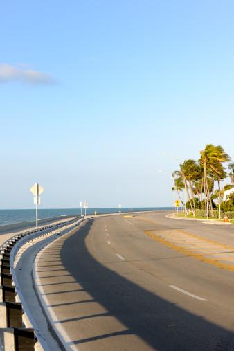 Boulevard「Roosevelt Boulevard Key West Florida USA」:スマホ壁紙(1)