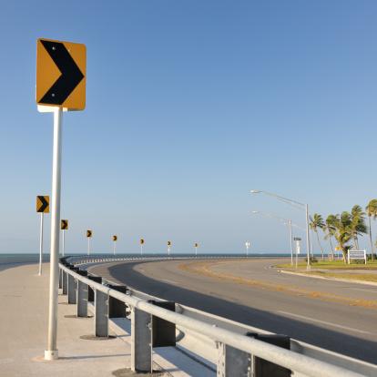 Boulevard「Roosevelt Boulevard Key West Florida USA」:スマホ壁紙(8)