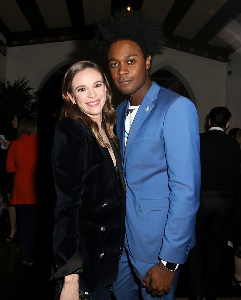 スポンサー「Entertainment Weekly Celebrates Screen Actors Guild Award Nominees at Chateau Marmont sponsored by Maybelline New York - Inside」:写真・画像(5)[壁紙.com]