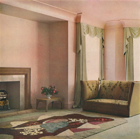 Rug「Mr William Vesteys House At Hampstead 1」:写真・画像(19)[壁紙.com]