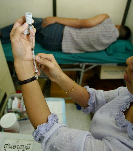 Paula Bronstein「AIDS Treatment In Thailand」:写真・画像(15)[壁紙.com]