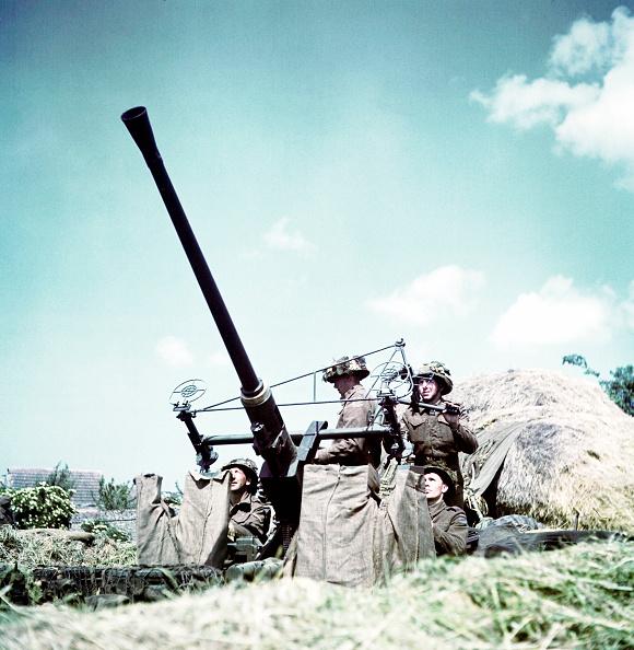 カラー画像「Operation Overlord Normandy」:写真・画像(9)[壁紙.com]
