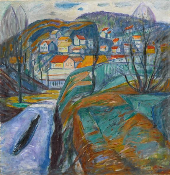 Painting - Activity「Krager¯ In Spring 1929」:写真・画像(17)[壁紙.com]
