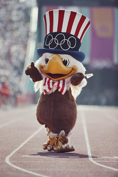 キャラクター「XXIII Olympic Summer Games」:写真・画像(17)[壁紙.com]