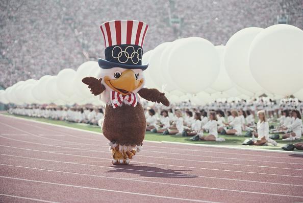 Opening Ceremony「XXIII Olympic Summer Games」:写真・画像(14)[壁紙.com]
