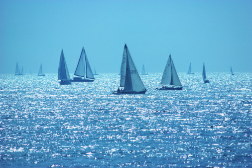 Competitive Sport「Sailboat race (Digital Enhancement)」:スマホ壁紙(16)