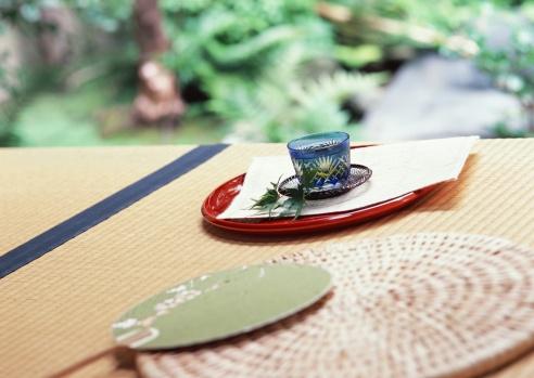 Zabuton「Image of green tea」:スマホ壁紙(13)