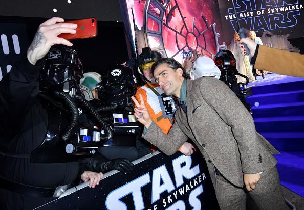 """スター・ウォーズ・シリーズ「European Premiere of """"Star Wars: The Rise of Skywalker""""」:写真・画像(18)[壁紙.com]"""