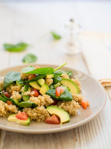 Vegetarian Food「quinoa salad」:スマホ壁紙(11)