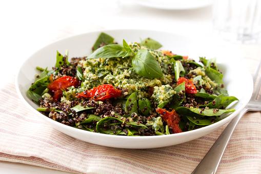 Recipe「Quinoa Salad」:スマホ壁紙(19)