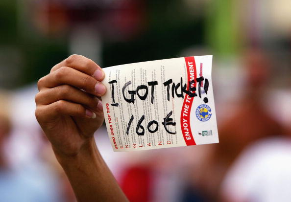 Graeme Robertson「England Fans Gather To Watch Quarter Final」:写真・画像(6)[壁紙.com]