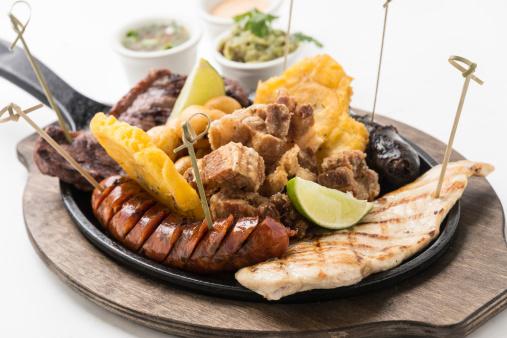 Grilled Chicken Breast「Colombian picada」:スマホ壁紙(7)