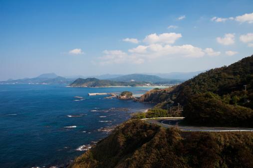 秋+京都「Tango-Amanohashidate-Oeyama Quasi-National Park, Kyoto Prefecture, Honshu, Japan」:スマホ壁紙(15)