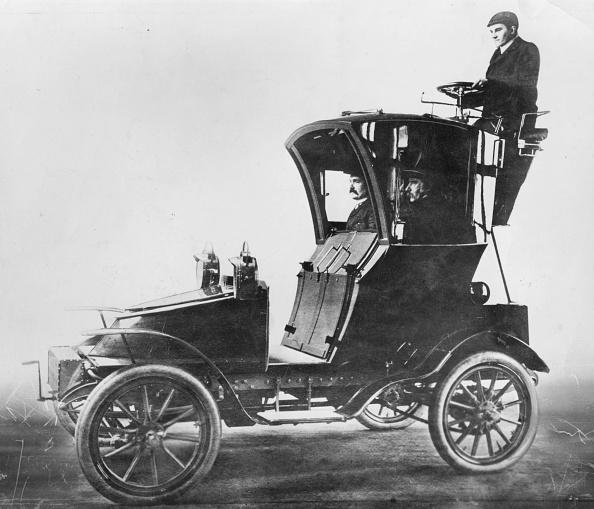 Land Vehicle「Motor Hansom Cab」:写真・画像(9)[壁紙.com]