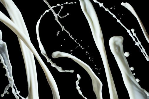 Drop「Milk splashes. XXXL」:スマホ壁紙(5)