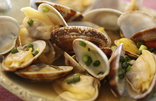 Sake「Clams steamed by sake」:スマホ壁紙(9)