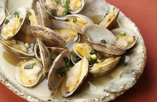 Sake「Clams steamed by sake」:スマホ壁紙(10)