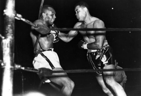 Boxer Joe Louis「Louis And Walcott」:写真・画像(2)[壁紙.com]